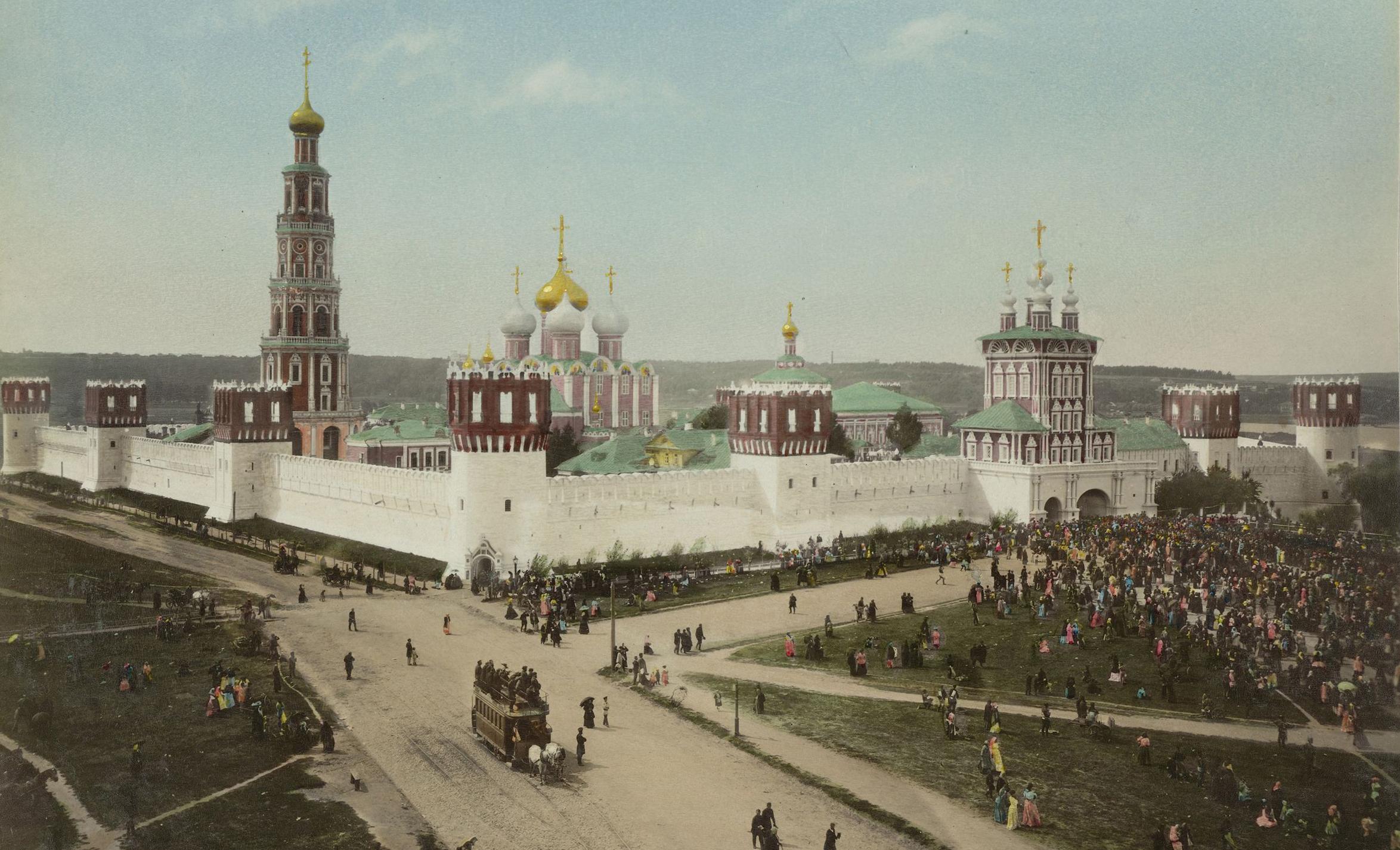 История Новодевичьего монастыря